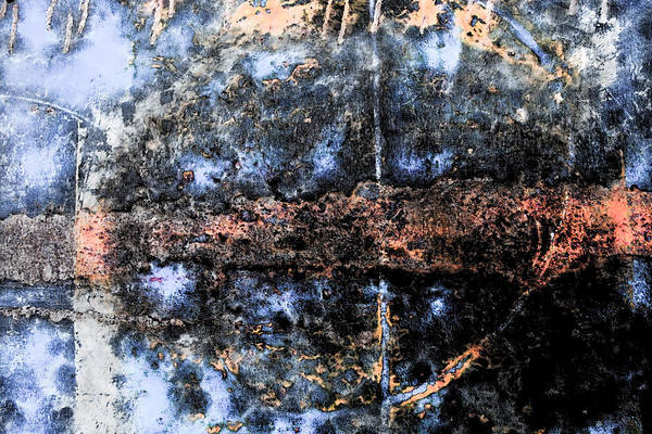 Photograph - Abstract 46 by Mark Holcomb