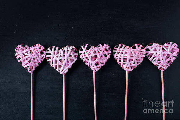 Wall Art - Photograph - Valentines Day by Kati Finell