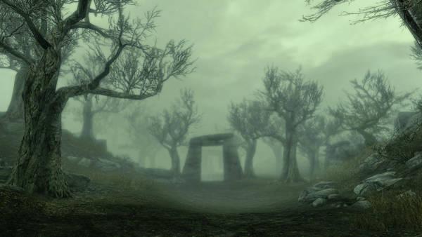 Landscape Digital Art - Video Game by Maye Loeser