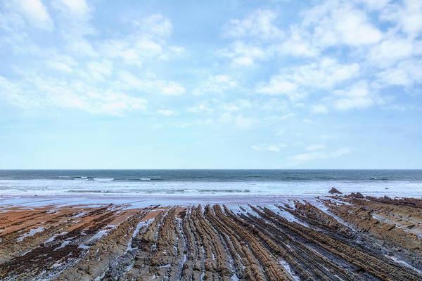 North Devon Wall Art - Photograph - Welcombe Mouth Beach - England by Joana Kruse