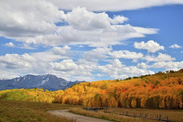 Photograph - Wilson Mesa Ranch Loop Road by Ray Mathis