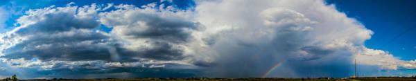 Photograph - Afternoon Nebraska Thunderstorms by NebraskaSC