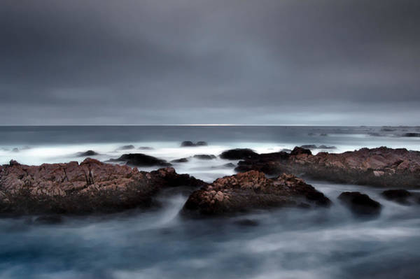 Photograph - 30 Seconds Of Moonlight by Mike Irwin