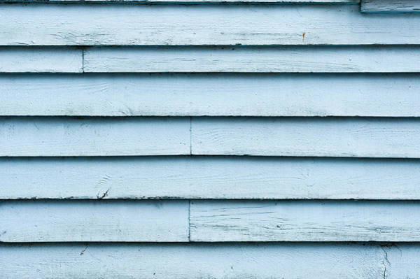 Wood Siding Wall Art - Photograph - Weathered Wood by Tom Gowanlock