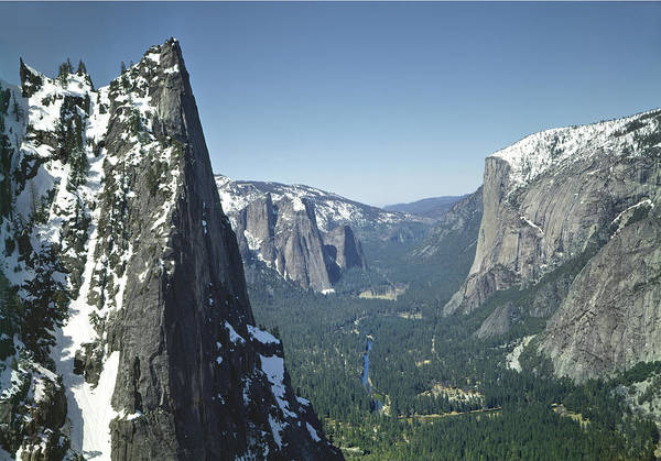 Photograph - 306754 Yosemite Valley From Union Point  by Ed  Cooper Photography