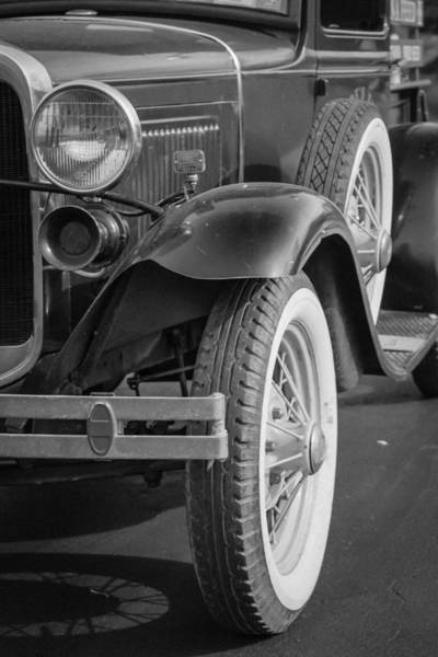 Photograph - 31 Ford  by Guy Whiteley