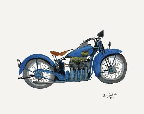 31 Henderson Kj Art Print
