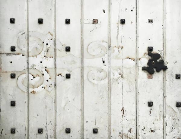 Wall Art - Photograph - Old Door  by Tom Gowanlock