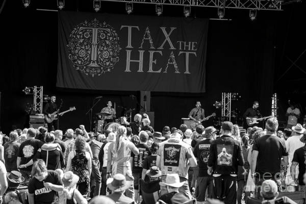 Photograph - Tax The Heat by Jenny Potter