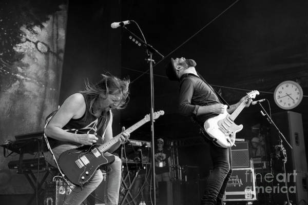 Photograph - Von Hertzen Brothers by Jenny Potter