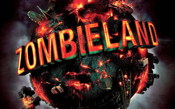 Wall Art - Digital Art - 31309 Zombieland by Mery Moon