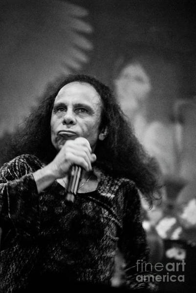 Photograph - Black Sabbath  by Jenny Potter