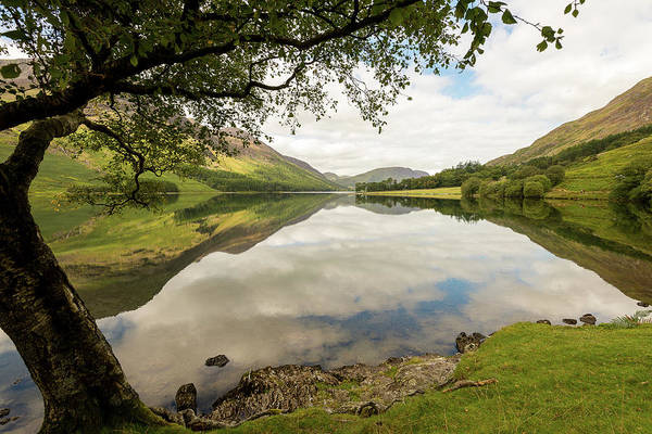 Grasmere Wall Art - Photograph - 33. Buttermere by Daron Lomax
