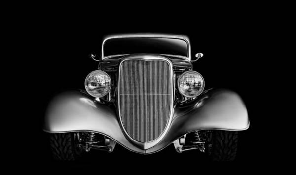 Wall Art - Digital Art - '33 Ford Hotrod by Douglas Pittman