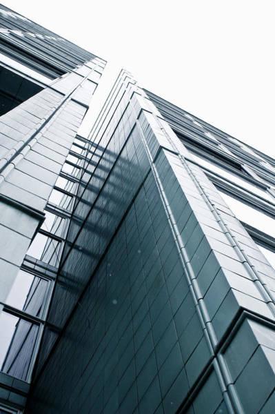 Multi-storey Wall Art - Photograph - Modern Building by Tom Gowanlock
