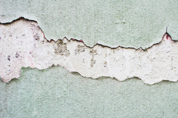 Crank Photograph - Peeling Paint by Tom Gowanlock
