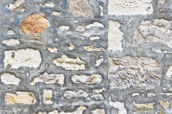 Stone Wall Art - Photograph - Stone Wall by Tom Gowanlock