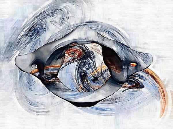 Backache Digital Art - Atlas Anatomy Art by Joseph Ventura
