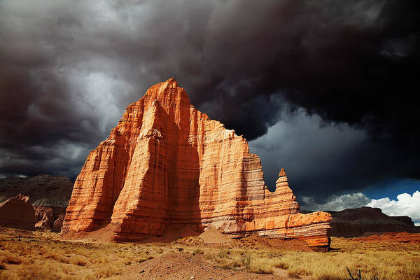 Smith Rock Photograph - Capitol Reef National Park by Mark Smith