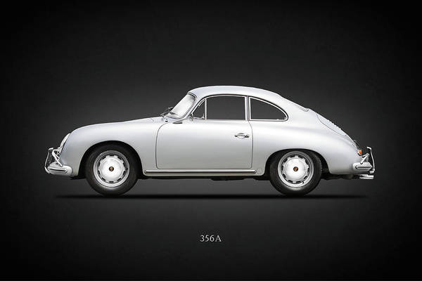 Wall Art - Photograph - 356a Coupe by Mark Rogan