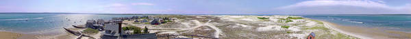 Photograph - 360 Panorama Of Sandy Neck by Charles Harden