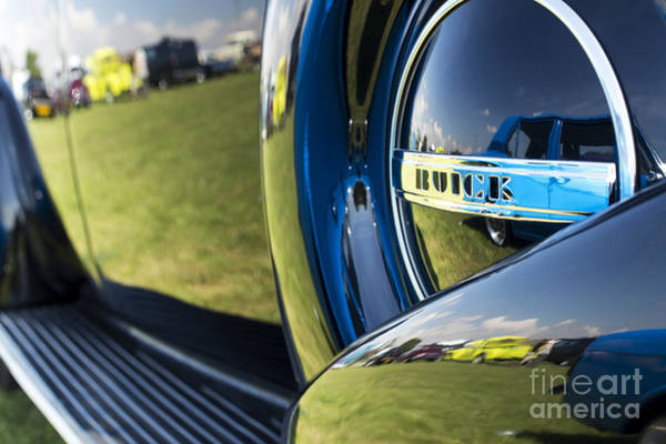 Dof Photograph - 37 Buick 8 by Tim Gainey