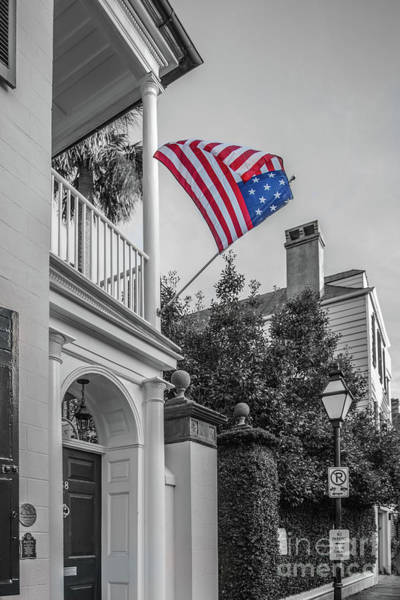 Photograph - 38 Church Street Charleston by Dale Powell