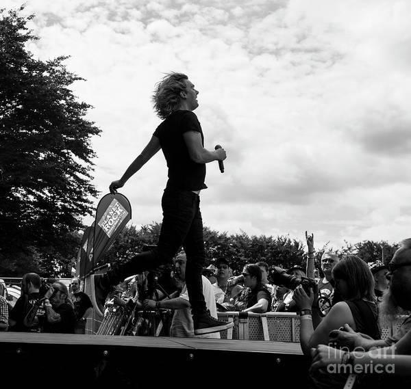 Photograph - Vega by Jenny Potter