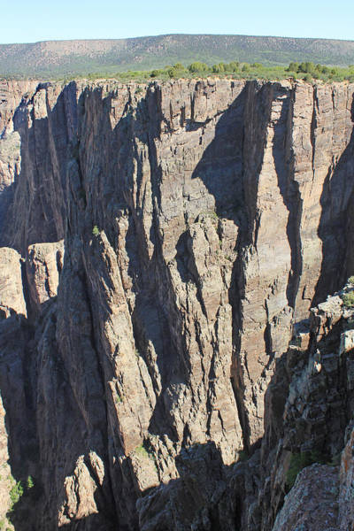 Photograph - 3d10322 South Canyon Wall by Ed Cooper Photography