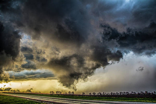Photograph - 3rd Storm Chase Of 2018 048 by NebraskaSC