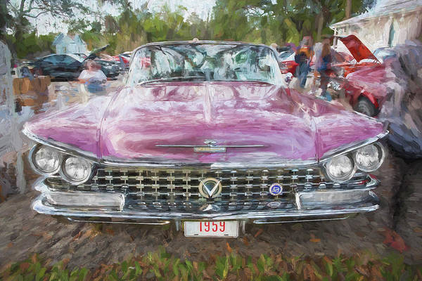 Wall Art - Photograph - 1959 Buick Electra 225 001 by Rich Franco