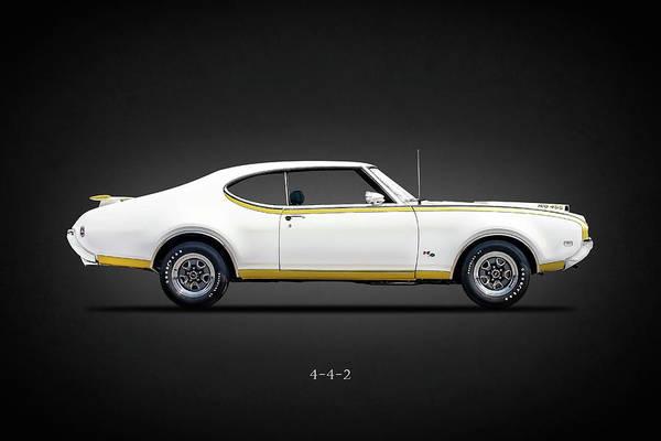 Oldsmobile 442 Wall Art - Photograph - 4-4-2 Hurst 1969 by Mark Rogan