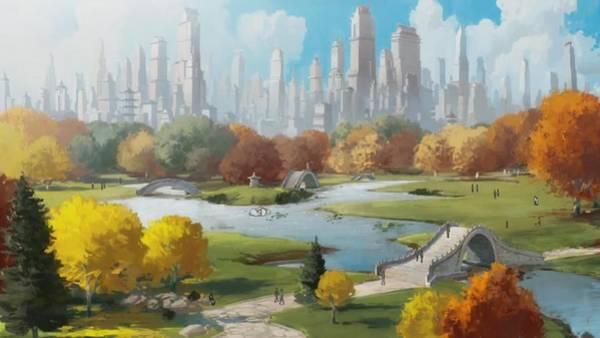 Fantasy Digital Art - Avatar The Legend Of Korra by Super Lovely