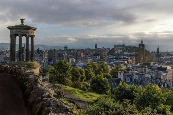 Edinburgh Photograph - Calton Hill - Edinburgh by Joana Kruse