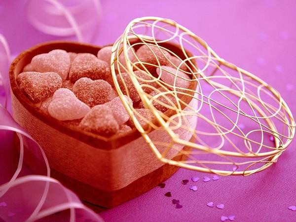 Fractal Digital Art - Candy by Super Lovely
