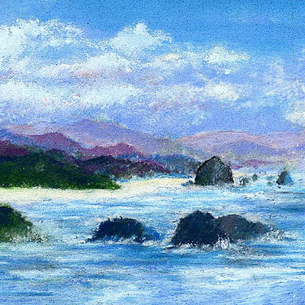 Painting - Cannon Beach by David Patterson