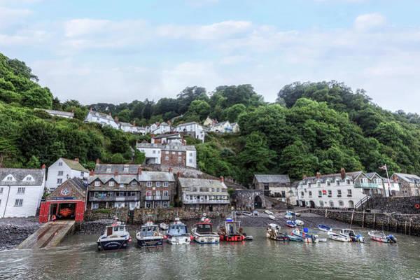 Bristol Channel Photograph - Clovelly - England by Joana Kruse