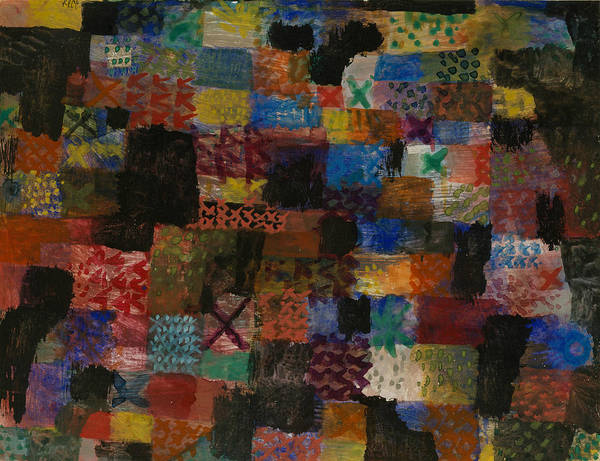 Painting - Deep Pathos by Paul Klee