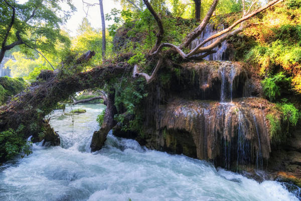 Wall Art - Photograph - Duden Waterfall - Turkey by Joana Kruse