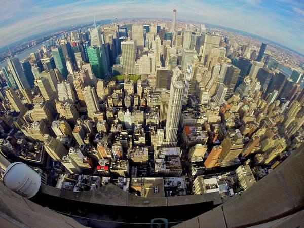 Photograph - Empire View by Steven Lapkin