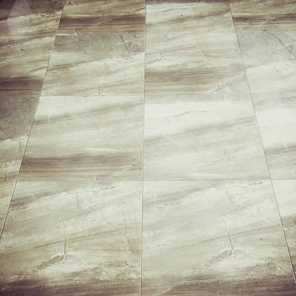 Wall Art - Photograph - Floor Tiles by Tom Gowanlock