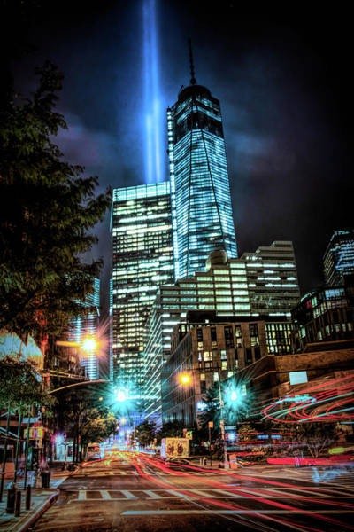 Freedom Tower Art Print