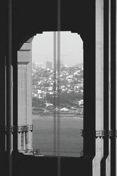 Photograph - Golden Gate Bridge by Lee Harland