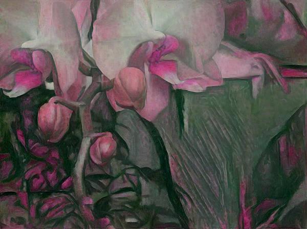Digital Art - Grace by Richard Laeton