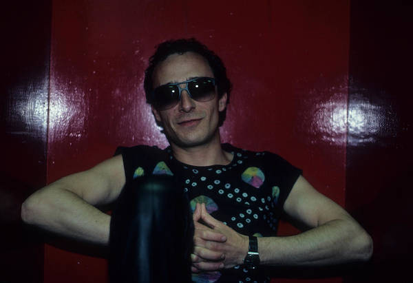 Photograph - Graham Parker by Rich Fuscia