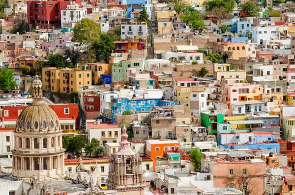 Photograph - Guanajuato, Mexico. by Rob Huntley