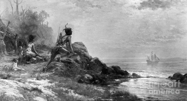 Half Moon Bay Photograph - Henry Hudson (d. 1611) by Granger