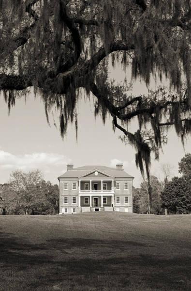 Wall Art - Photograph - Historic Drayton Hall In Charleston South Carolina by Dustin K Ryan