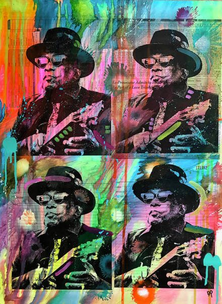 Wall Art - Painting - 4 Jl Hooker by Dean Russo Art