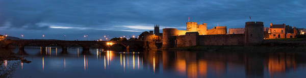 Photograph - King John's Castle Limerick Ireland by Pierre Leclerc Photography